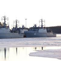 Finnish and German Navy hone EOD skills in Gulf of Finland 925 001